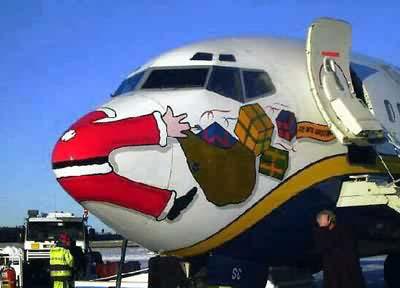 Немного новогоднего юмора…