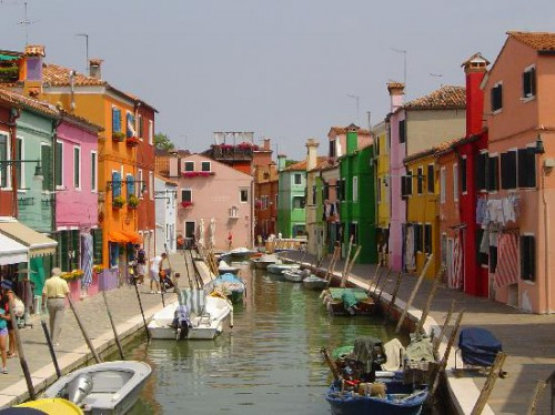 Бурано - Венеция, Италия