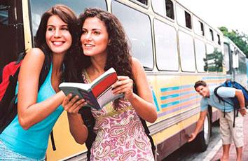 Специфика автобусных туров