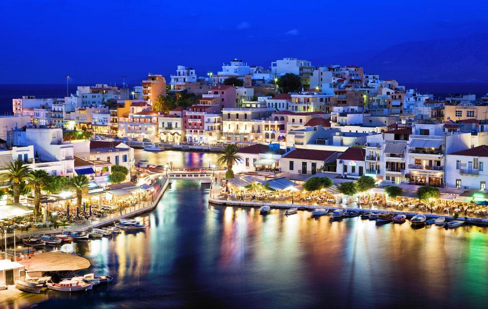 Айос-Николаос, Крит