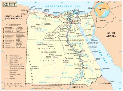 Подробные карты курортов Хургада и Шарм эль Шейх