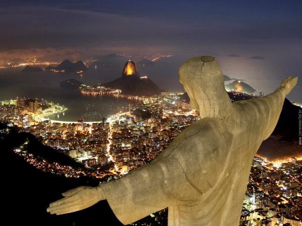 10 самых красочных мест мира