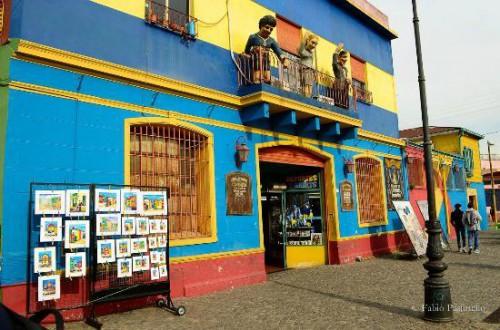 Ла-Бока - Буэнос-Айрес, Аргентина