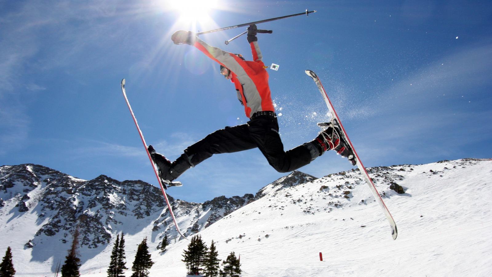 Куда отправиться кататься на лыжах