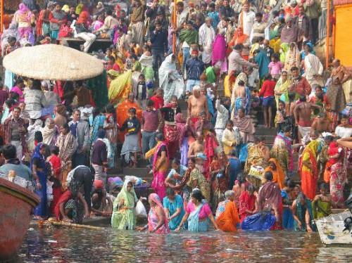 Варанаси - Уттар-Прадеш, Индия