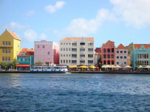 Виллемстад - Кюрасао, Карибы